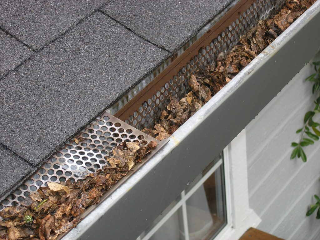 Melbourne, gutter, gunk, leaves, cleaning, drain, gutter guard, home maintenance