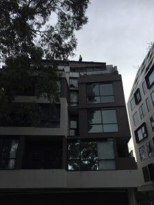 Project Peel Street Window Abseiling