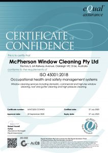 ISO 45001-2018 Occupational health and safety management systems